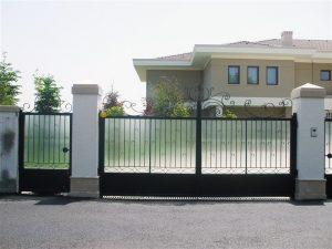 Ferforje Kapılar (1)